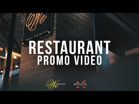 Restaurant Promo Video | Sigma 30mm F/1.4