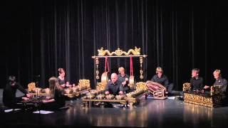 Acadia Gamelan Ensemble - Ngantosan/Kdok Leunca