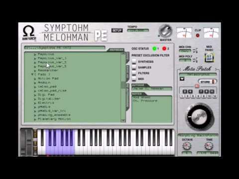 Symptohm Melohman PE  by Ohms Force    video 2