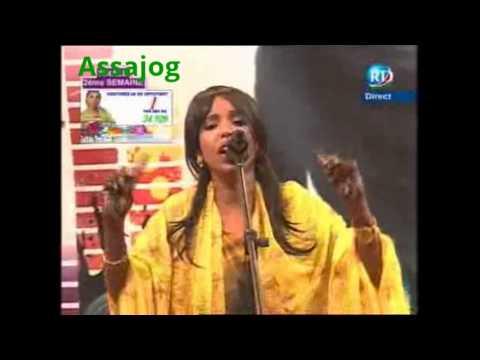 Djibouti:  Samia Ibrahim une  Assajog au voix d'or remporte le concours de la deuxieme finale