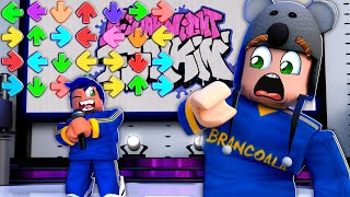 FRIDAY NIGHT FUNKIN: MARCOS GANHOU DE UM INSCRITO NO MODO HARD DO ROBLOX - Brancoala Games