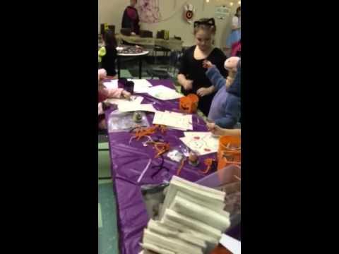 Santa Lucia School Party