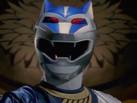Power Ranger Fuerza Salvaje | Merrick el...