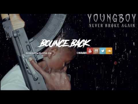 "Nba Youngboy Type Beat 2017 x Kevin Gates Instrumental ""Bounce Back"" (ProdBy @iamdigital2)"