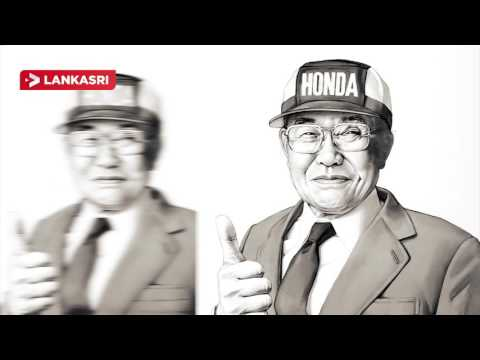 The Success Story Of Soichiro Honda | History of Honda