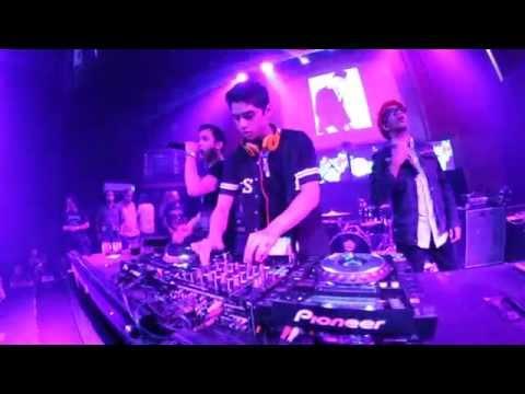 November 2014 DJ Al Ghazali at Terrace Jogja