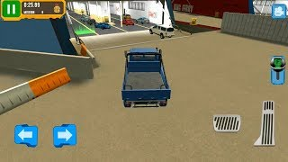 Truck Trials Harbour Zone Android Gameplay FHD - New Car Games for Kids