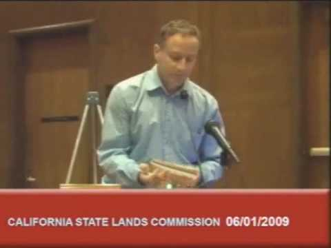 California State Lands Commission Hearing on Offshore Oil Drilling (6 of 7)