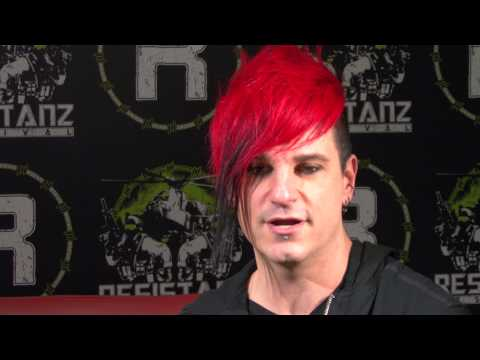 Celldweller Interview Resistanz 2013