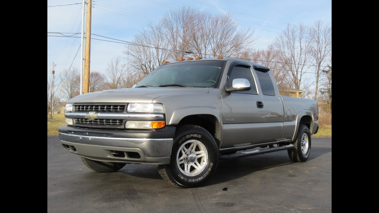 2001 Chevy Silverado 1500 LS Z-71 4X4 SOLD!!! - YouTube