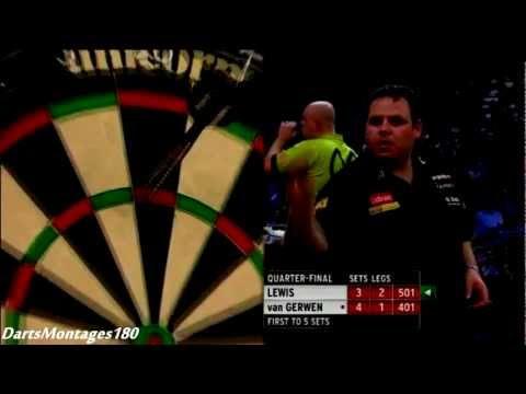 Adrian 'Jackpot' Lewis - Darts Montage/Tribute