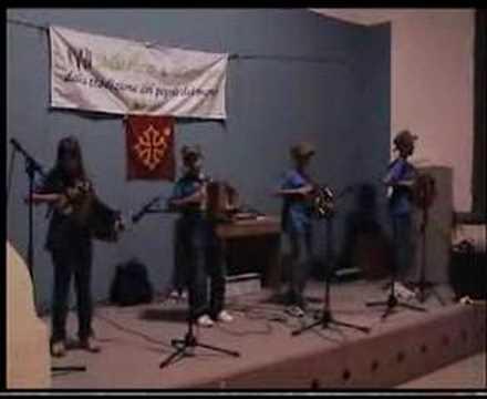 Lou Squalot - 2 Giugno 2007 - Musica Occitana