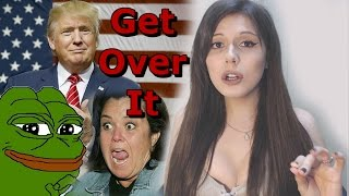 Trump IS Your President, Get Over It (Inaugur...