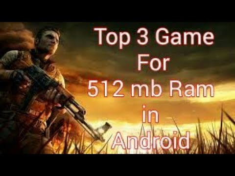 Top 3 Game For 512 Mb Ram In Android..with Download Link