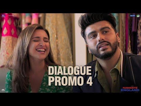 Namaste England   Dialogue Promo 4   Arjun Kapoor, Parineeti Chopra   Vipul Amrutlal Shah   Oct 18