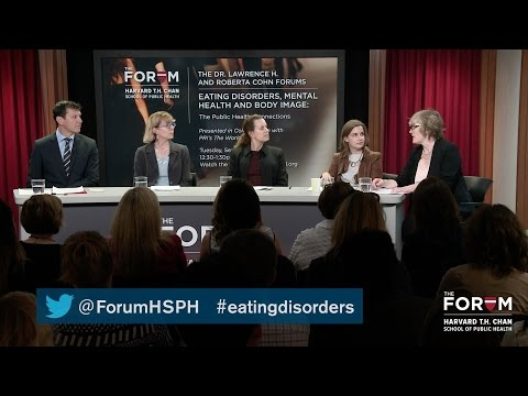 Eating Disorders, Mental Health And Body Image: The Public Health Connections