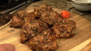 Island Style Jerk Chicken Recipe - My twist on jerk chicken