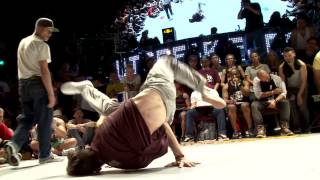 Outbreak Europe 2014 1vs1 World Bboy Series Top 8 | Kuzya vs Milky Rock