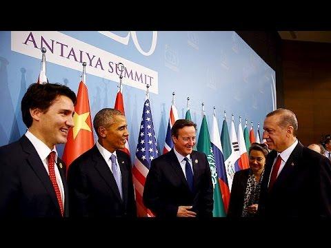 "Fight against terrorism a ""key theme"" at G20 - Putin"