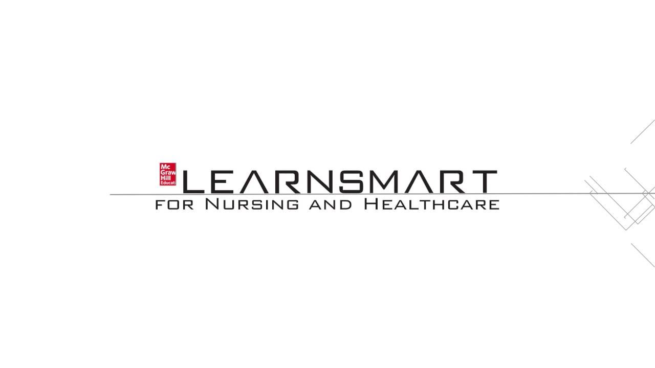 McGraw-Hill Education: LearnSmart Anatomy & Physiology for Nursing ...