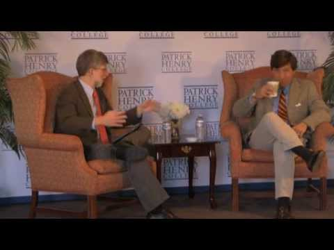 Patrick Henry College Newsmakers Interview | Tucker Carlson