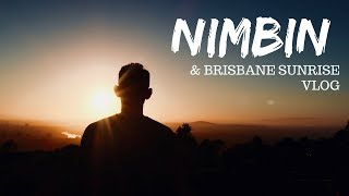 DAY TRIP TO NIMBIN - Cannabis Capital of Australia AND Mount Coot-tha - Travel Vlog