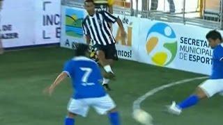 Gols, Atlético-MG 6 x 6 Cruzeiro - Campeonato de Showbol 04/10/2014