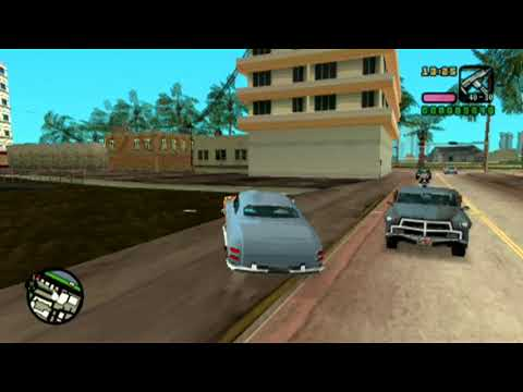 Grand Theft Auto: Vice City Stories: Part 21: Nice Package