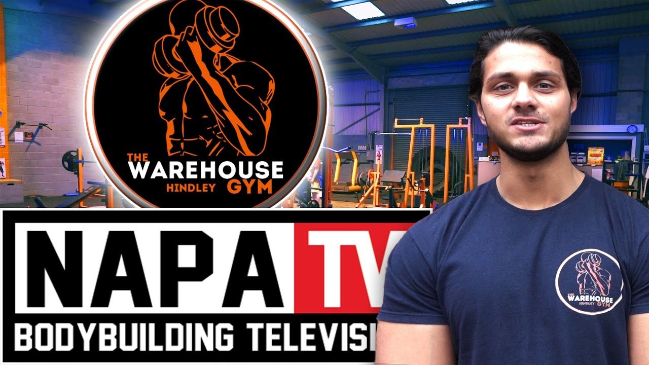The Warehouse Gym Tour