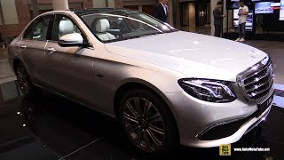 2018 Mercedes E350e - Exterior Walkaround - 2017 Frankfurt Auto Show