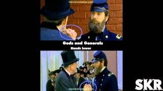 Movie Mistakes: Gods and Generals (2003)