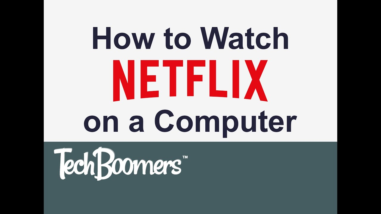 How to watch Netflix 4K videos on PC