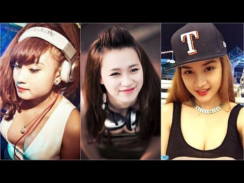 Những Nữ DJ Xinh Đẹp Hot Nhất Việt Nam #3