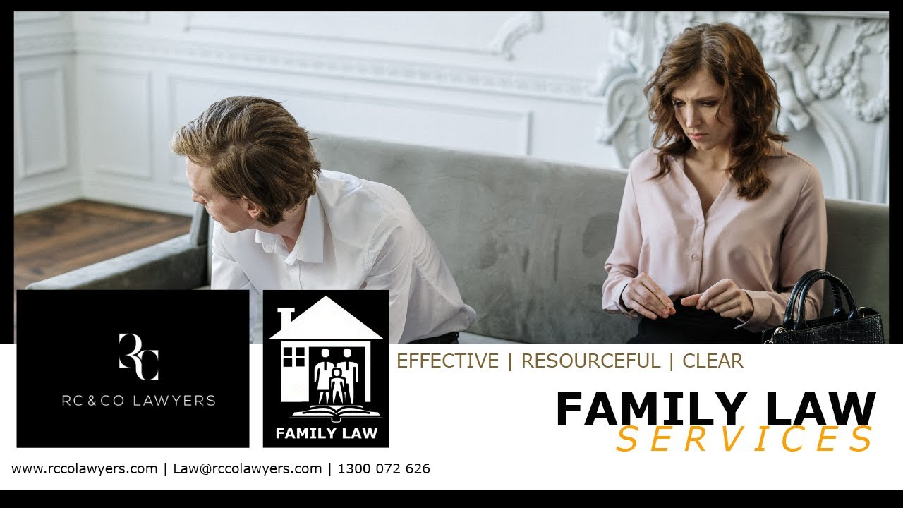RC & CO LAWYERS | Family Law Services
