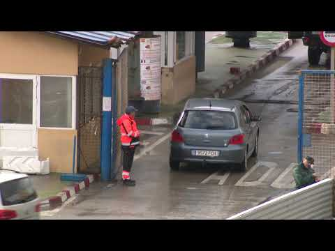 La seguridad privada ya refuerza a partir de hoy a la Guardia Civil en la frontera durante doce horas