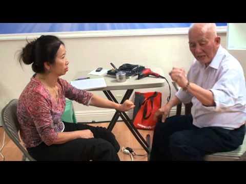 DVD07 - Cột sống, lạnh chân, cổ gáy, bướu cổ, ngứa, tiểu đường, liệt mặt - Thầy Lý Phước Lộc
