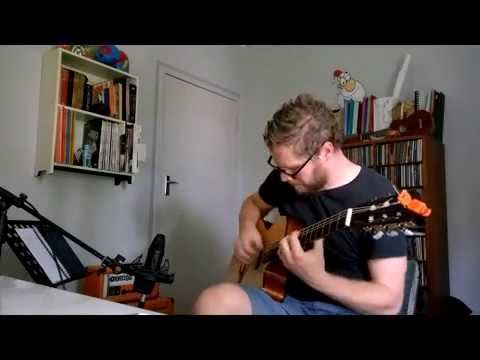 Cold Vibes Movement One in A minor - Heinrich Pelser - Classical Guitar