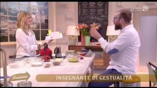 Estratto intervista Luca Vullo su TV2000 5 maggio 2017