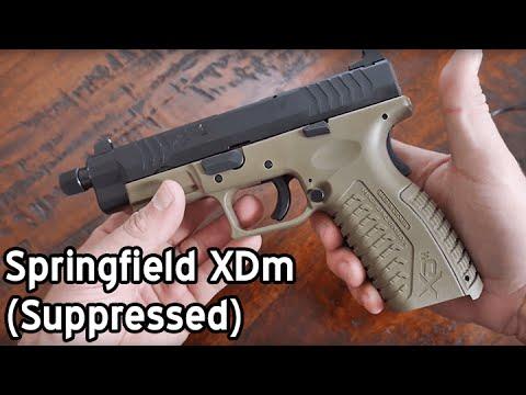 Springfield Armory XDm (Threaded Barrel Edition) Review