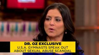 Dominique Moceanu on the USA Gymnastics Sexual Abuse Case