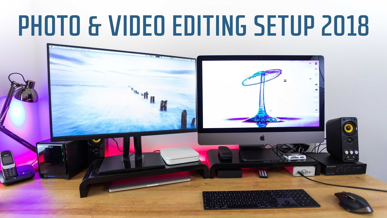 best monitor for video editing mac 2018