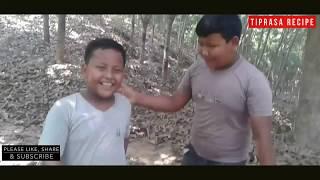 New Kokborok comedy video/  Prank video 2018