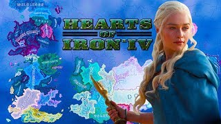 GAME OF THRONES MOD HEARTS OF IRON 4