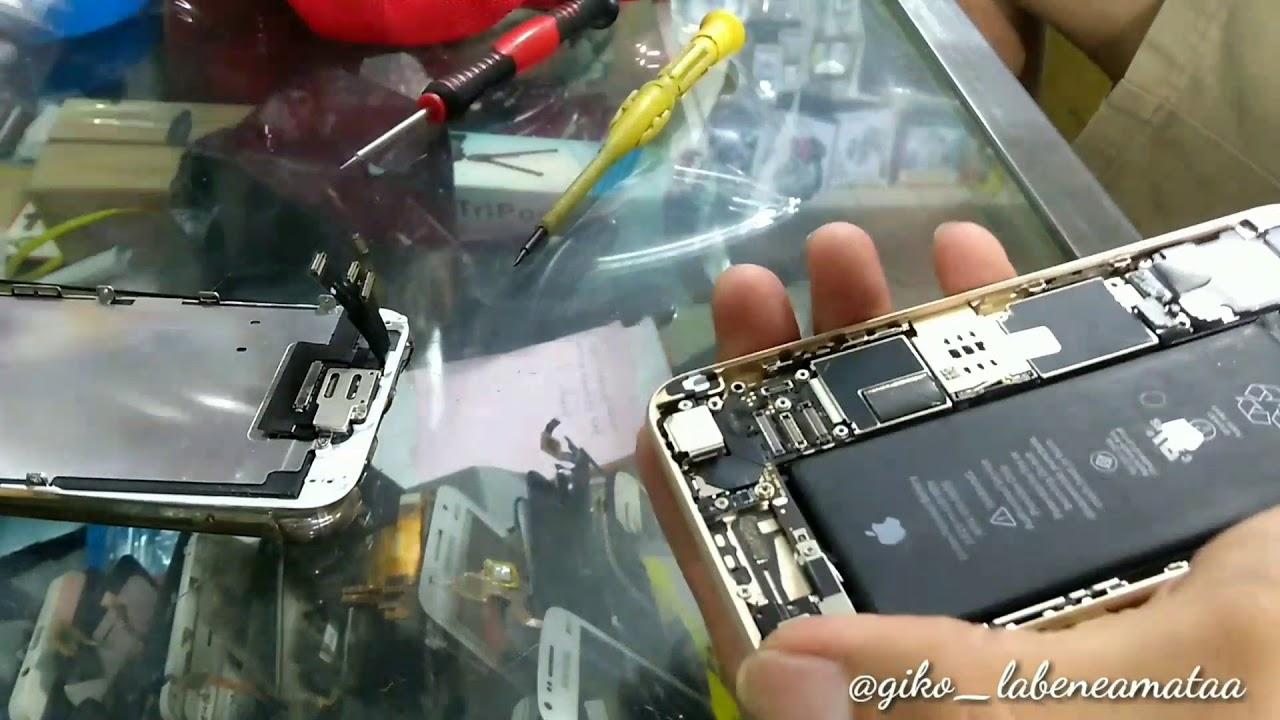 Baterai iPhone 1s (Ganti/Repair)
