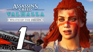 Assassin's Creed Valhalla: Wrath of the Druids DLC - Gameplay Walkthrough Part 1 (PS5)