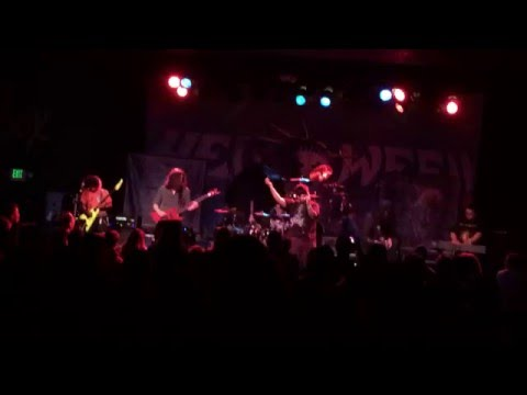 Children of Seraph opening for Helloween at The Showbox
