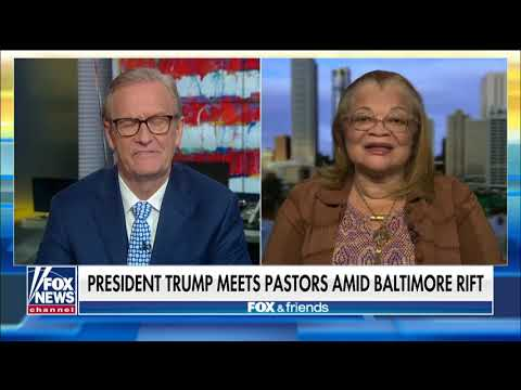 Alveda King: On Baltimore, Trump Is 'Simply Saying Your Communities Need To Be Fixed'