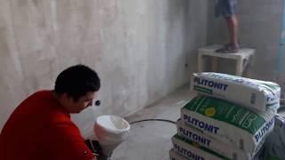видео Шпаклевка стен под покраску: как выбрать штукатурку и какая цена за м2?