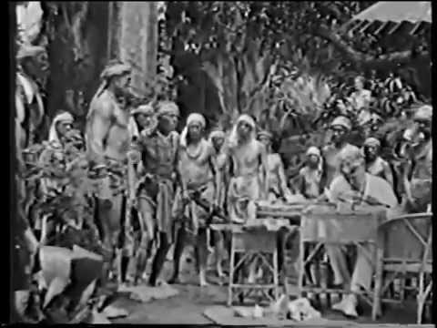 East of Borneo 1931 JUNGLE ADVENTURE