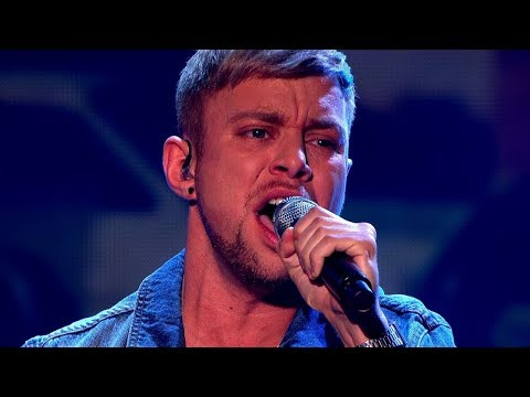 Lee Glasson performs 'Careless Whisper' - The Voice UK 2014: The Knockouts - BBC One